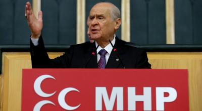 Bahçeli: Kılıçdaroğlu hukukun üstünlüğüne cephe almıştır