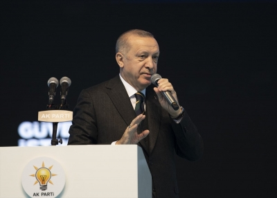 Cumhurbaşkanı Erdoğan'dan altın ve döviz çağrısı