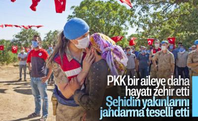 Diyarbakırlı şehit Recep Durak, son yolculuğuna uğurlandı