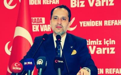 Fatih Erbakan Türkiye'deki işsizlik ile ilgili açıklamalarda bulundu