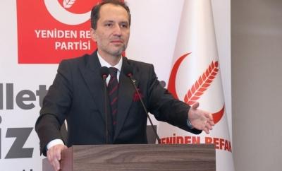 Fatih Erbakan'dan 10 büyükelçinin ''Kavala'' açıklamasına tepki