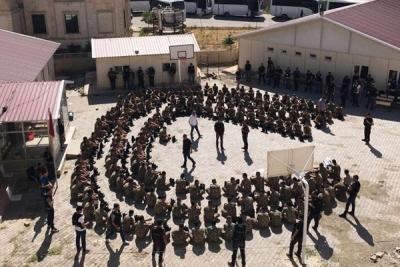 FETÖ davasında 19 eski askere ağırlaştırılmış müebbet hapis