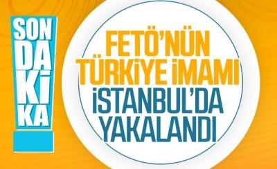 FETÖ'nün Türkiye sorumlusu gözaltına alındı