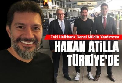 Hakan Atilla, Türkiye'de