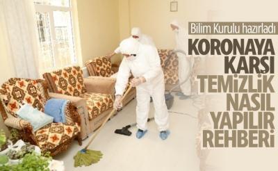 Halka açık alanlara yönelik 'temizlik' kriterleri