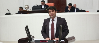 HDP'li Aslan, meclise soru önergesi verdi
