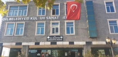 HDP'li İdil Belediyesine görevlendirme