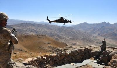 İçişleri Bakanlığı: Şırnak'ta 5 PKK'lı Etkisiz Hale Getirildi