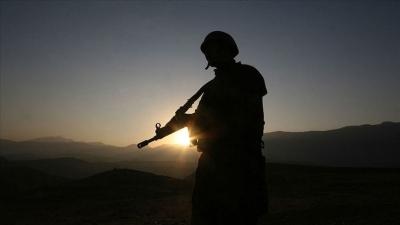 İçişleri Bakanlığı: Şırnak'ta 5 PKK'lı teslim oldu