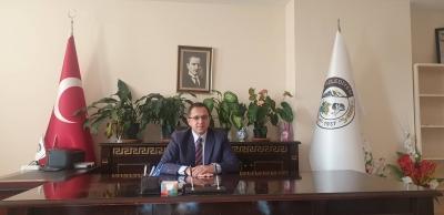 İdil  Belediye Başkan Vekili Zafer Sağ görevine başladı
