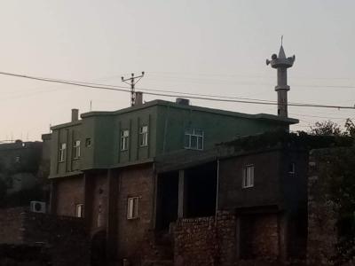 İdil Bozkur Köyünde cami var 1 yıldır imam yok