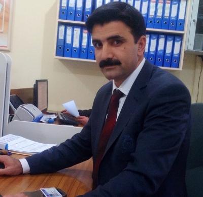 İdil Kaymakamlığı Yazı İşleri Müdürlüğüne Yeni Müdür Atandı.