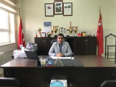 İdil Mesleki ve Teknik Anadolu Lisesi Fabrika Gibi Çalışıyor.