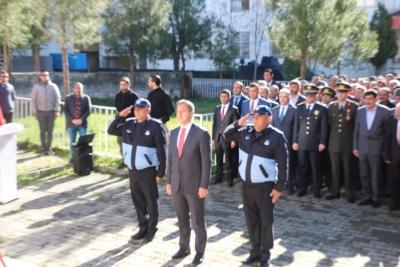 İdil'de 18 Mart Çanakkale Zaferi ve Şehitler Günü Etkinliği