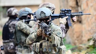 idil'de 8 PKK'lı etkisiz hale getirildi