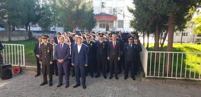İdil'de Atatürk törenle anıldı