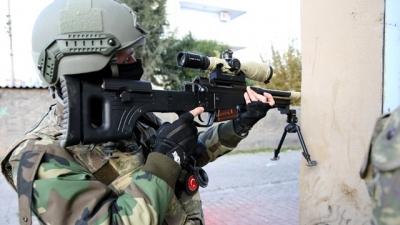 İdil'de Bir PKK'lı Yakalandı