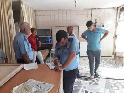 İdil'de Zabıta Ekipleri  Fırsatçılara Karşı Harekete Geçti