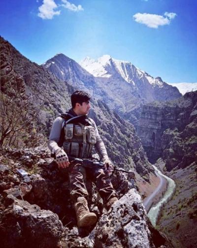 İdil'li Uzman Çavuş Mehmet Sait Barış Hakkari'de şehit Oldu