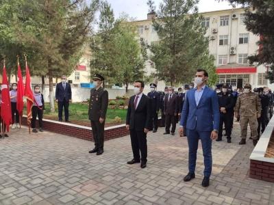 İlçemizde 10 Kasım Atatürk'ü Anma Günü Kutlandı.