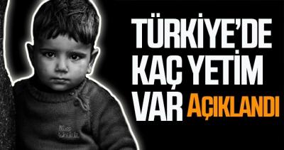 İşte Türkiye'deki yetim ve öksüz sayısı