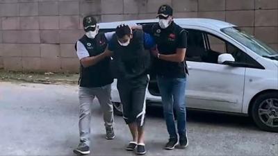 İzmir'de HDP il binasında Deniz Poyraz'ı öldüren saldırgan Onur Gencer tutuklandı