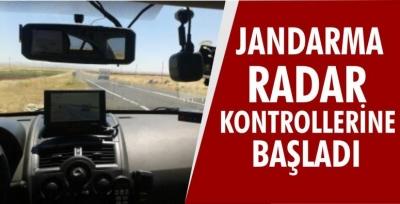 Jandarmadan Radar Uygulaması Hakkında Vatandaşlarımıza Bilgilendirme Yapıldı