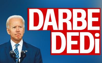 Joe Biden'dan Amerika'daki olaylara ilişkin ilk açıklama