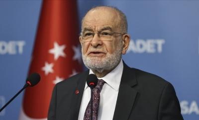 Karamollaoğlu'ndan 'HDP'ye açılan kapatma davasına' ilişkin açıklama