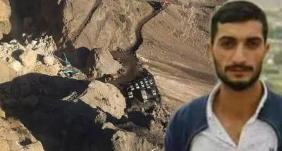Kömür ocağında göçük altında kalan işçinin cansız bedenine ulaşıldı