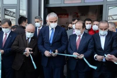Kültür ve Turizm Bakanı Ersoy, Şırnak'ta