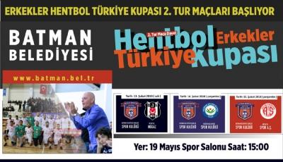Kupa maçında ilk rakip Beşiktaş