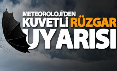 Meteorolojiden Şırnak'ta fırtına uyarısı