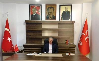 MHP idil İlçe Başkanı Abdullah Dalmış, Bayram Mesajı Yayımladı