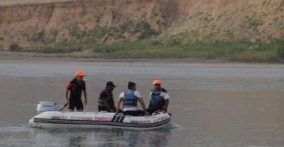 Nehirde kaybolan Ramazan Yağbasan için arama çalışmaları sürüyor