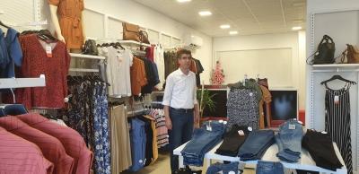 RAYS Bayan Giyim Mağazası İdil'de Açıldı.
