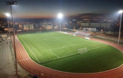 Silopi Stadyumu tamamlandı