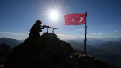 Silopi'de 5 PKK'lı Teslim Oldu