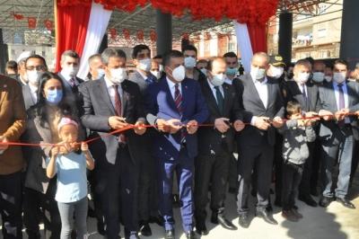 Şırnak Belediyesi tarafından 2 yıl içerisinde hizmete sunulan yerler için tören