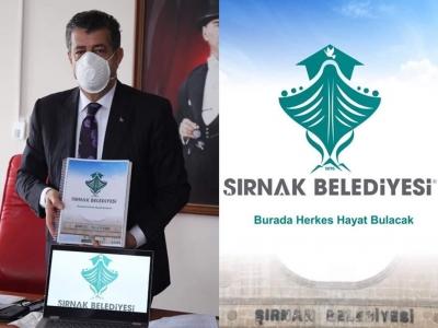 Şırnak Belediyesi Yeni Logosu