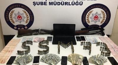 Şırnak merkezli 3 ildeki yasa dışı bahis operasyonunda 5 tutuklama