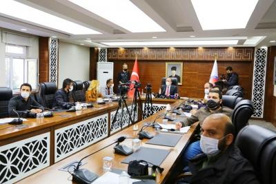 Şırnak Valisi Ali Hamza Pehlivan 2020 yılını değerlendirdi