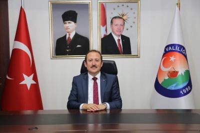 Şırnak Valisi Ali Hamza Pehlivan , Şırnaklıların Kurban Bayramı'nı kutladı.