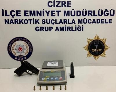 Şırnak ve Habur Sınır Kapısı'nda kaçakçılık operasyonu: 54 gözaltı