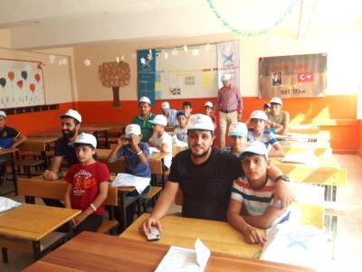 Şırnaklı Gençler, Tügva'nın Yaz Okulunda Buluşuyor