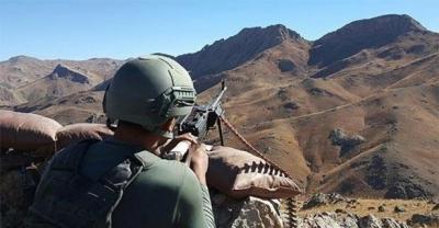 Şırnak'ta 2 Bög'lü Terörist Teslim Oldu