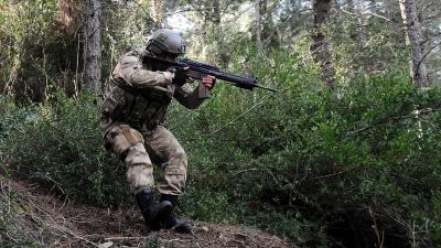 Şırnak'ta 4 PKK'lı Etkisiz Hale Getirildi