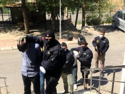 Şırnak'ta düzenlenen terör operasyonlarında 5 şüpheli gözaltına alındı