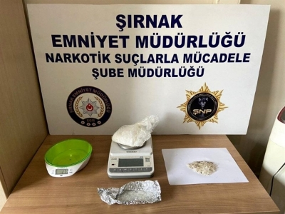 Şırnak'ta kaçakçılık operasyonlarında yakalanan 11 kişiden 3'ü tutuklandı