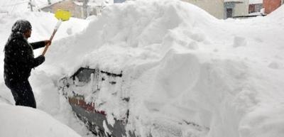 Şırnak'ta Kar Yağışı Uyarısı: Kalınlık 40 cm'yi bulacak